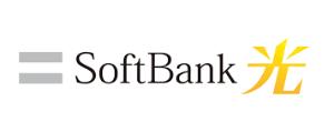 SoftBank光 ロゴ